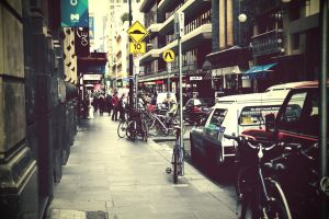 Streets of Melbourne by babylon6