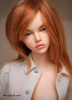 Faseup and wig for Iplehouse Bianca by mary-vassilieva
