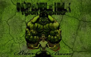 incredible hulk mean green by mademyown