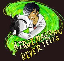 A True Magician Never Tells by Mneme