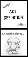 Art Definition by Kundu