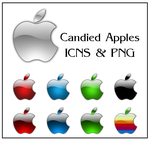 Candied Apples by KenSaunders