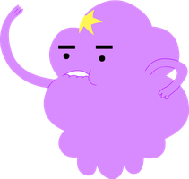 Lumpy Space Princess by SuperTuffPinkPuff