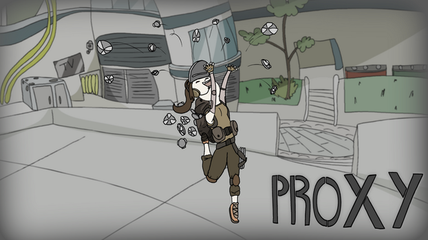 Dirty Bomb - Proxy by LOUDgames