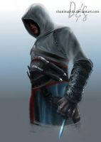Altair Ibn La-Ahad by Chanimal-DS