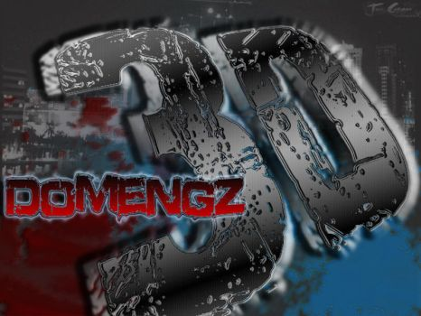 Domengz 3D first try out by joiecatipon