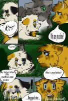 Troubledpath's Journey Page 1 by SpiritualAct