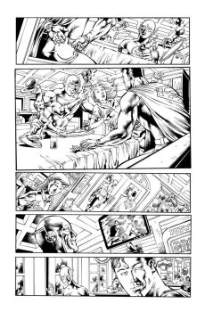 Superman 709 Page 17 by julioferreira