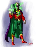 Alan Scott by ArtistAbe
