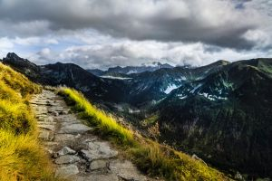 mountain Tatry_6 by papagall