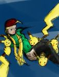 Cammy Attacked by pikas by ViralPika