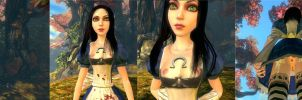 Alice Madness Nude Mod by AsNoWay