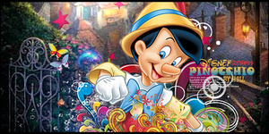 Disney Pinocchio by chico1shot