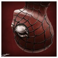 Spiderman by AndyFairhurst