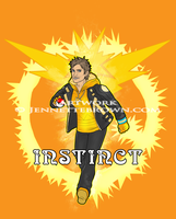 Team Instinct by sugarpoultry
