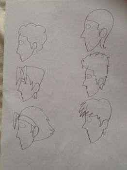 Scout hair ideas: pt. 1 by Kierathefemscout