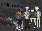 The A-team by PotteringAbout