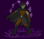 Will-o-the-Wisp by ParzifalsJudgment