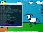 Larry the cow by pery