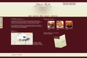 Restaurant Design by ryanbdesigns