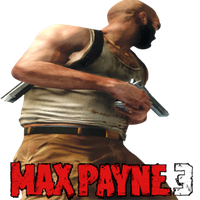 Max Payne 3 Dock Icon 3 by Rich246