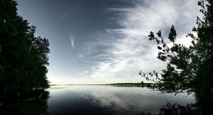 Esrum Lake Pano by 0ls