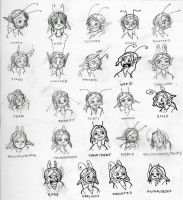 24 Essential Fettish Expressions by Autnott