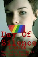 Day of Silence poster by hpfanatic17