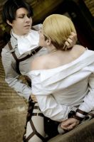 Eruri by xXYami-no-tenshiXx