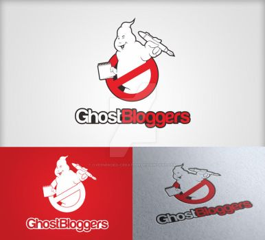 ghost bloger by overminded-creation