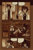 Second Draft - Audition page 2 by ClefdeSoll