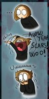 My Reactions when... by Deathlydollies13