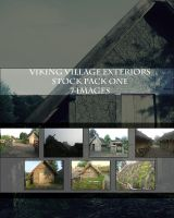Viking village stock pack 1 by ED-resources