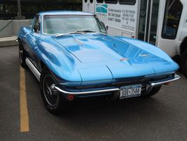 1966 Chevrolet Corvette Stingray II by Brooklyn47