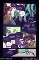 Kay and P: Issue 19, Page 04 by Jackie-M-Illustrator