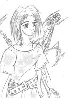 TFAV Devin with Reedman by Taiya001