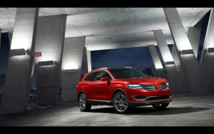 2016 Lincoln MKX by ThexRealxBanks