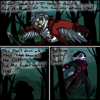 Mr. Rabbit and the Owl - Page 5 by two-cue