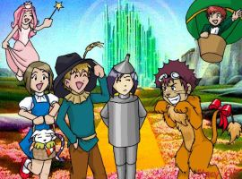 Digimon Wizard of Oz by thefruitpatch