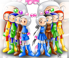 Bomberman Legacy by SailorBomber