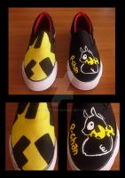 Pchan shoes by Kartoffen