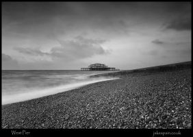 West Pier by JakeSpain