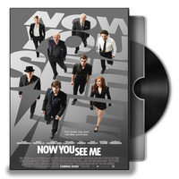 Now You See Me Movie Folder Icon by enfieldkay