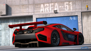 Mclaren MP4 12C GT 3 by RJamp