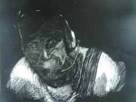 Tf2 The Scout Scratch board by PaoloNormalState