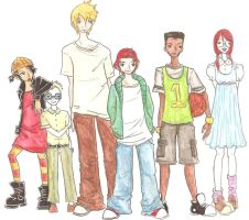 Disney's Recess by Prince-Zaire