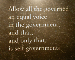 Lincoln Memorial Etched Words by dannypyle