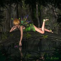 A quiet Place by LillithI