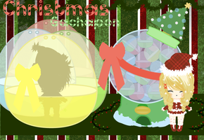 GACHAPON [Christmas] 100 pts ea. [CLOSED] by XReinaxStarX
