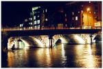 Bridge in the night by Princess-Amy